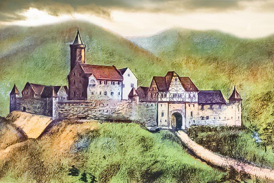 Raspenburg | Rastenberg