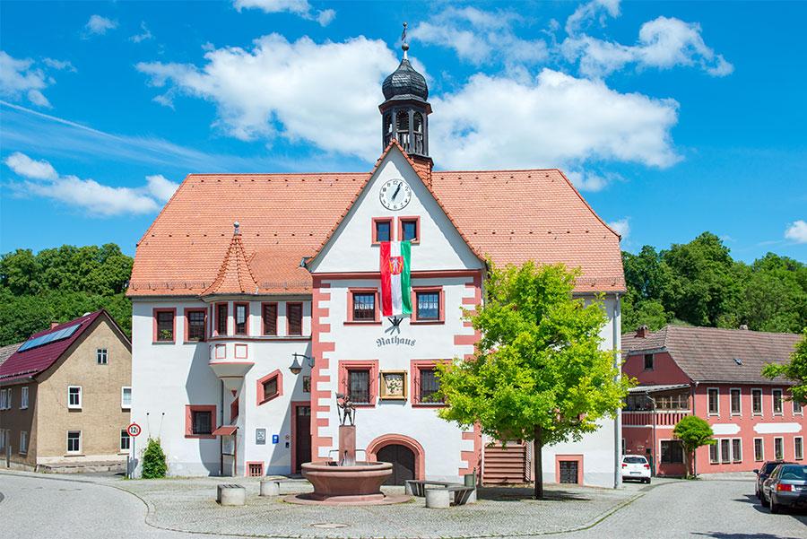 Rathaus Stadt Rastenberg