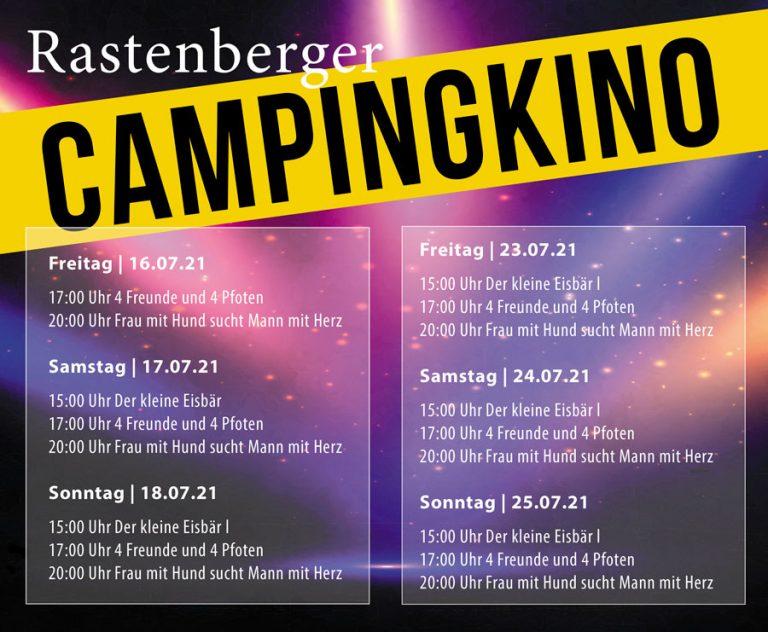 Campingkino Rastenberg
