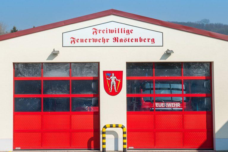 Feuerwehr Rastenberg