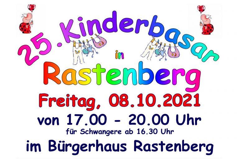 Kinderbasar Rastenberg
